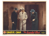 The Scarlet Clue, 1945 Giclee Print