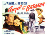 Angel & The Badman, 1947 Premium Giclee Print