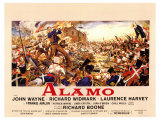 The Alamo, 1960 Reproduction proc&#233;d&#233; gicl&#233;e