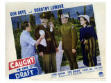 Caught in the Draft, 1941 Giclee Print