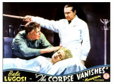 The Corpse Vanishes, 1942 Giclee Print