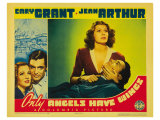 Only Angels Have Wings, 1939 Giclee Print
