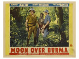 Moon Over Burma, 1940 Reproduction procédé giclée