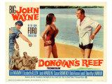 Donovan's Reef, 1963 Print