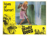 The Deadly Bees, 1967 Poster