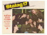 Stalag 17, 1953 Posters