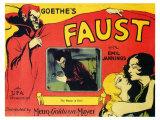 Faust, 1926 Reprodukce