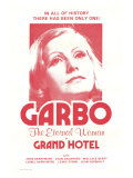 Grand Hotel, 1932 Prints