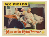 Man on the Flying Trapeze, 1935 Posters