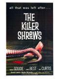 The Killer Shrews, 1959 Reprodukcje