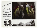 Ali Baba and the Forty Thieves, 1943 Gicle-tryk