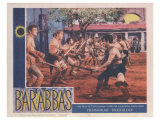 Barabbas, 1962 Posters
