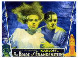 The Bride of Frankenstein, 1935 Poster