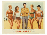 Girl Happy, 1965 Prints