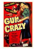 Gun Crazy, 1949 Print