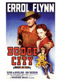 Dodge City, 1939 Giclee Print