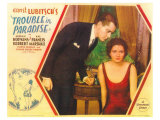 Trouble in Paradise, 1932 Giclee Print