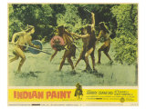 Indian Paint, 1965 Giclee Print