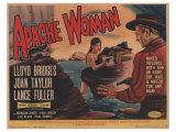Apache Woman, 1955 Giclee Print