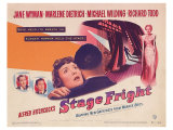 Stage Fright, 1950 Prints
