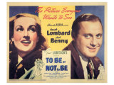 To Be Or Not To Be, 1942 Affiches