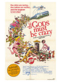 The Gods Must Be Crazy, 1982 Premium Giclee Print