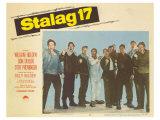 Stalag 17, 1953 Print