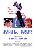 Two for the Road, 1967 Plakater