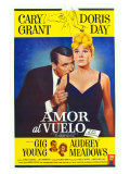 That Touch of Mink, Argentine Movie Poster, 1962 Print