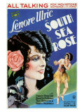 South Sea Rose, 1929 Giclee-vedos