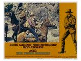 The Train Robbers, 1973 Premium Giclee Print