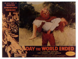 Day the World Ended, 1956 Giclee Print