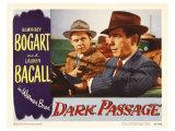 Dark Passage, 1947 Print