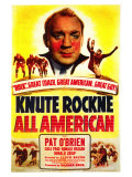 Knute Rockne All American, 1940 Prints