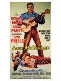 Love Me Tender, 1956 Poster