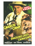 Shadows Over Chinatown, 1946 Plakater