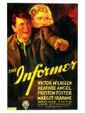 The Informer, 1935 Plakater