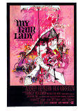 My Fair Lady, 1964 Gicle-tryk