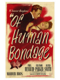 Of Human Bondage, 1946 Print