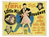 Little Miss Broadway, 1938 Giclee Print
