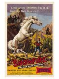 Snowfire, 1958 Posters