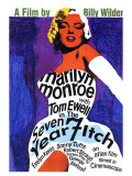 The Seven Year Itch, 1955 Lmina gicle