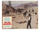 Big Gundown, 1968 Giclee Print