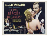 Love Before Breakfast, 1936 Giclee Print