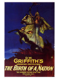 The Birth of a Nation, 1915 Poster