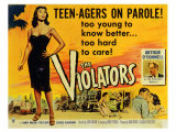The Violators, 1957 Posters