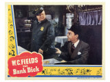 The Bank Dick, 1940 Giclée-tryk