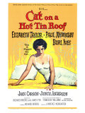 Cat On a Hot Tin Roof, 1958 Art