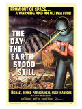 The Day The Earth Stood Still, 1951 Plakater