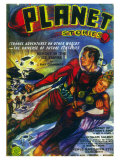 Planet Stories Poster